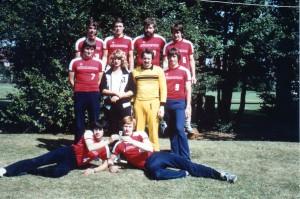 Handball Männermannschaft Pokalturnier Heiningen Sept198120150722_21551767