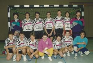 Mannschaftsbild Männer - um 1993