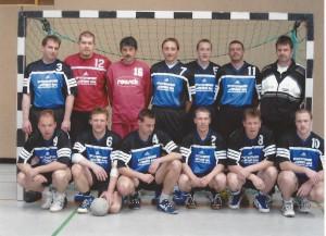 Mannschaftsbild Männer - um 2000