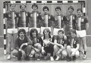 Meistermannschaft 77-78