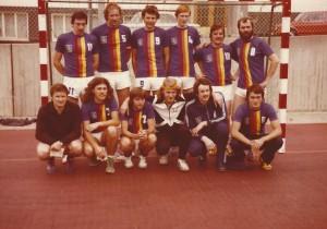 Vizemeister 1977 Kleinfeld