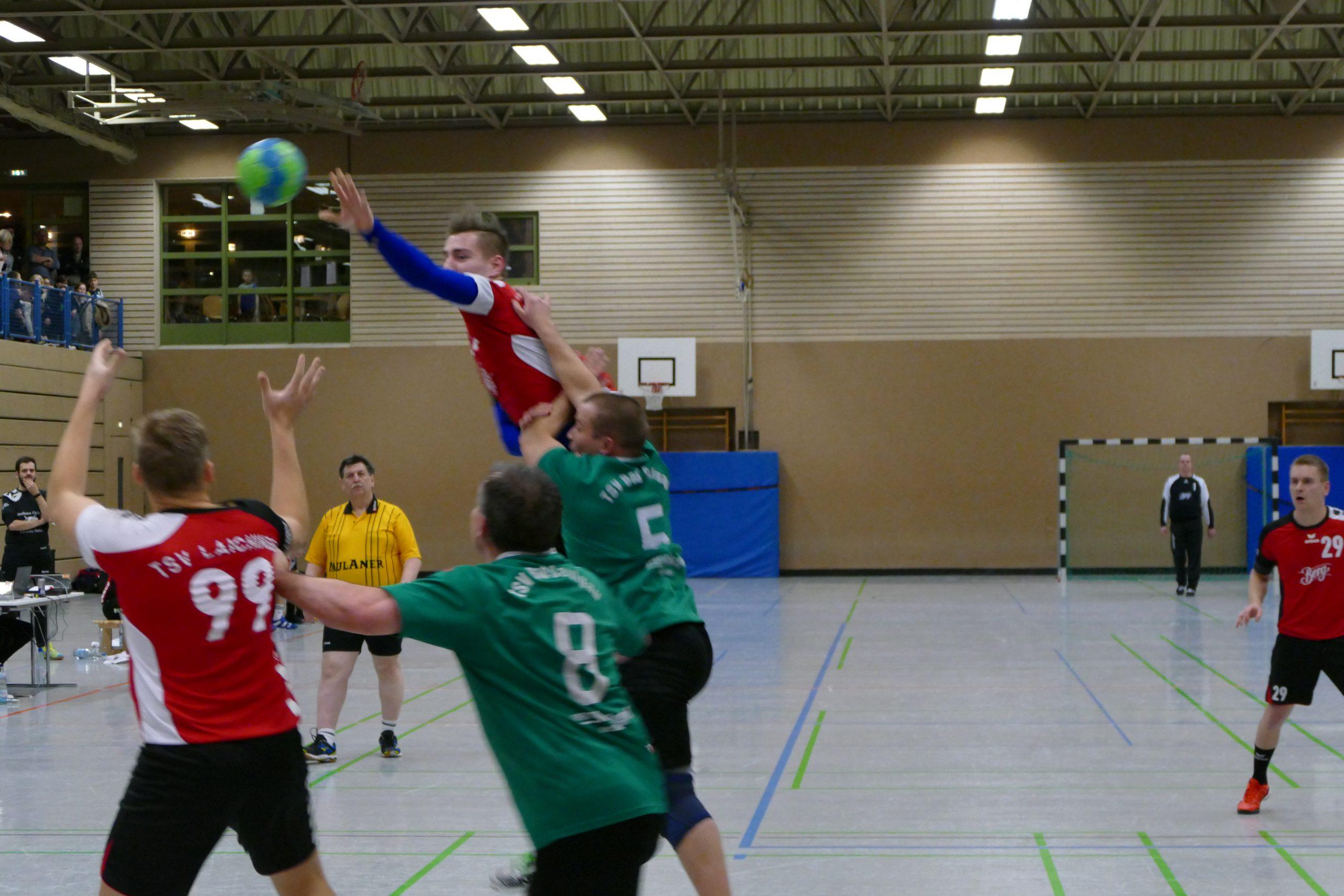 Spieldauer Handball